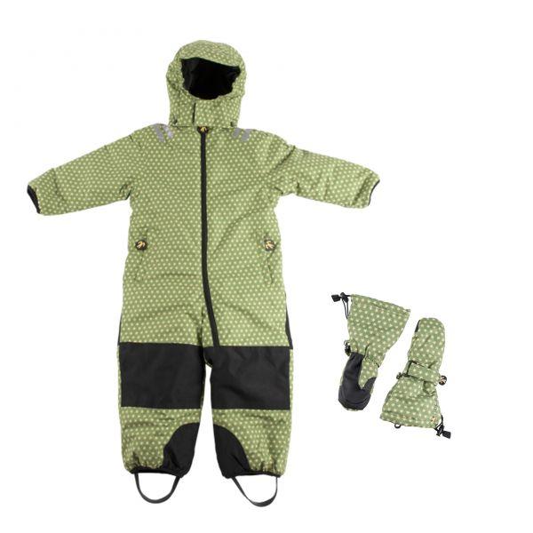 DUCKSDAY Kids Snowsuit Set - TODDLER - funky green mieten