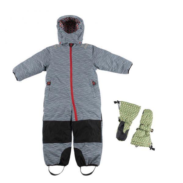 DUCKSDAY Kids Snowsuit Set - TODDLER - manu mieten