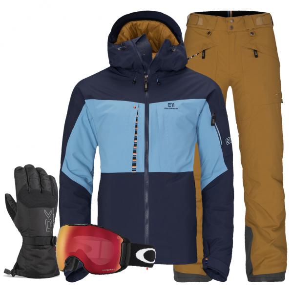 Elevenate Herren Skibekleidung Set - Sun Valley mieten