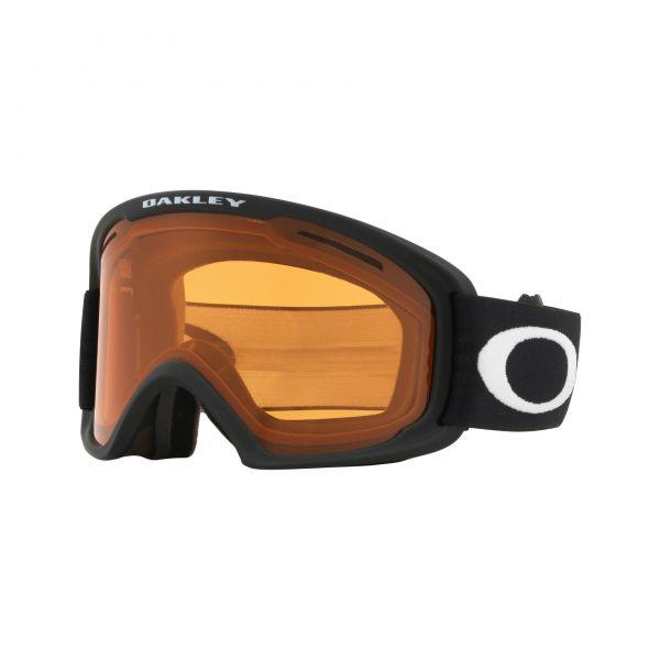 Oakley O Frame 2.0 PRO XL Snow Goggle OO7112-02 - Matte Black - Persimmon & Dark Grey mieten