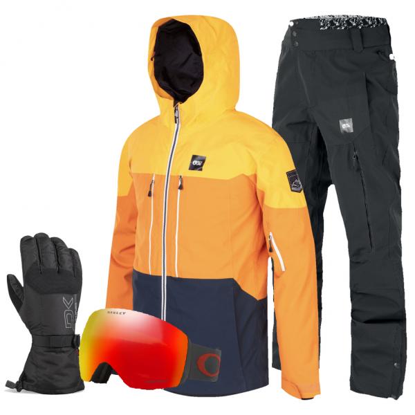 PICTURE Herren Skibekleidung Set - Mammoth Mountain mieten