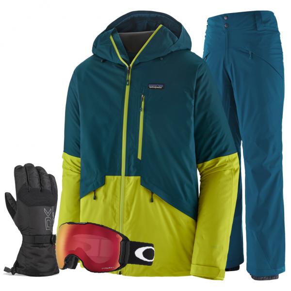 Patagonia Herren Skibekleidung Set - Buttermilk Mountain mieten