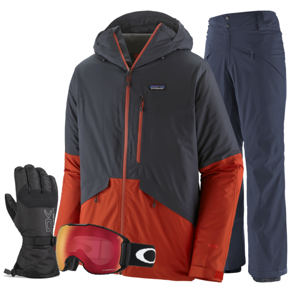 Patagonia Herren Skibekleidung Set - Snowmass mieten
