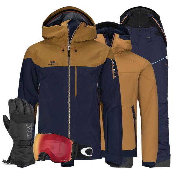 Elevenate Herren Skibekleidung Set - Jackson Hole mieten
